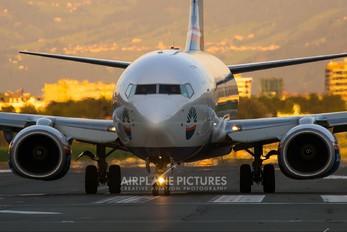 TC-SNP - SunExpress Boeing 737-800