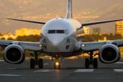 TC-SNP - SunExpress Boeing 737-800 aircraft