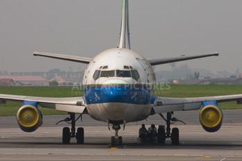 5N-BGB - Space World Airlines Boeing 737-200