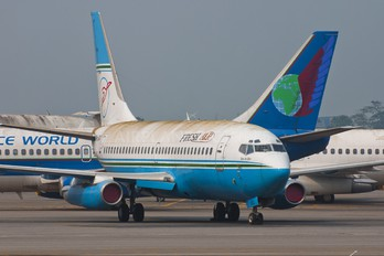 5N-BGU - Fresh Air Boeing 737-200