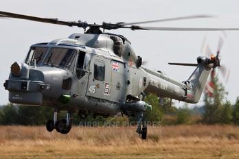XZ689 - Royal Navy Westland Lynx HMA.8