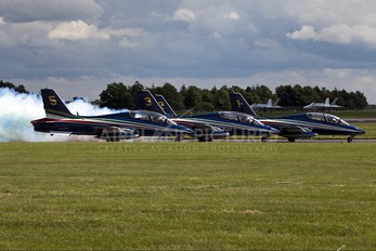 """MM54473 - Italy - Air Force """"Frecce Tricolori"""" Aermacchi MB-339-A/PAN"""