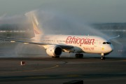 ET-AOQ - Ethiopian Airlines Boeing 787-8 Dreamliner aircraft