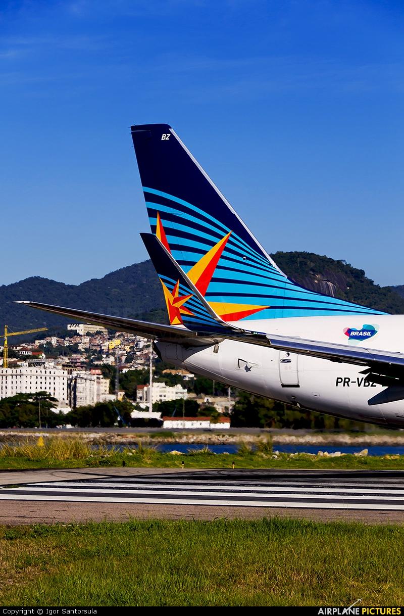 VARIG PR-VBZ aircraft at Rio de Janeiro - Santos Dumont