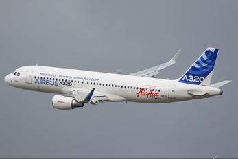 F-WWIQ - Airbus Industrie Airbus A320