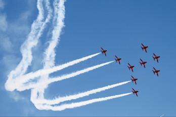 "XX264 - Royal Air Force ""Red Arrows"" British Aerospace Hawk T.1/ 1A"