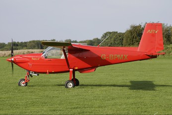 G-BPMX - Private ARV Aviation ARV1 Super 2