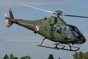 6616 - Poland - Air Force PZL SW-4 Puszczyk