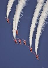 "XX322 - Royal Air Force ""Red Arrows"" British Aerospace Hawk T.1/ 1A"