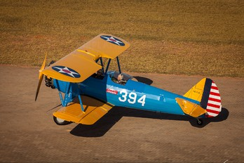 PR-FJC - Private Boeing Stearman, Kaydet (all models)