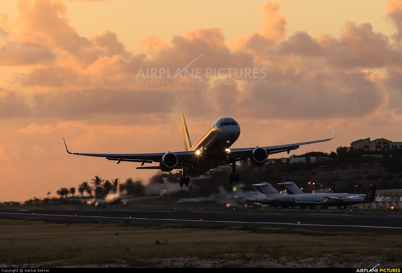 US Airways N935UW aircraft at Sint Maarten - Princess Juliana Intl