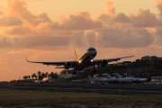N935UW - US Airways Boeing 757-200 aircraft