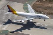 DQ-FJK - Air Pacific Boeing 747-400 aircraft