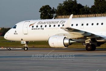 LZ-BUR - Bulgaria Air Embraer ERJ-190 (190-100)