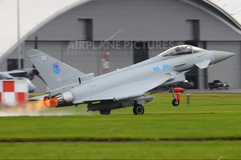 ZK330 - Royal Air Force Eurofighter Typhoon FGR.4
