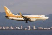 JA01AN - ANA/ANK - Air Nippon Boeing 737-700 aircraft