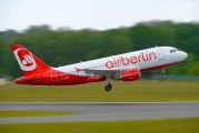 D-ABGO - Air Berlin Airbus A319 aircraft