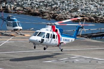 C-GHHJ - Helijet Sikorsky S-76