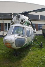 D-HZPM - Germany - Police Mil Mi-2