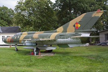 742 - Germany - Democratic Republic Air Force Mikoyan-Gurevich MiG-21PFM