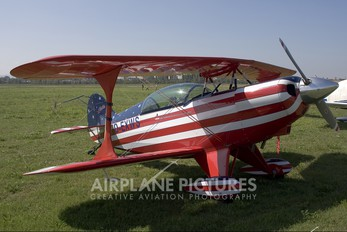 D-EXWS - Private Pitts S-2A Special