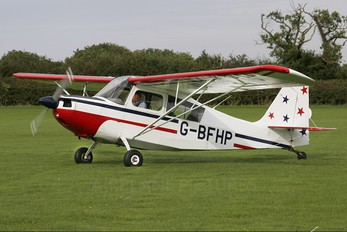 G-BFHP - Private Bellanca 7GCAA Champion