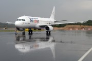 RP-C6320 - SEAIR - South East Asian Airlines Airbus A320 aircraft