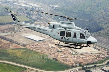 H-54 - Chile - Air Force Bell 412EP