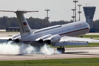 RA-86468 - Rossiya Ilyushin Il-62 (all models)