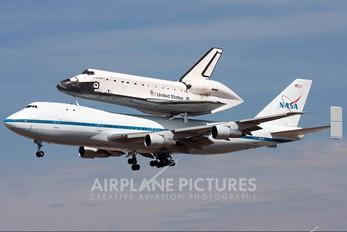 N905NA - NASA Boeing 747-100