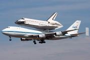 N905NA - NASA Boeing 747-100 aircraft