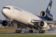 N382WA - World Airways Cargo McDonnell Douglas MD-11F aircraft