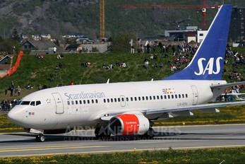 LN-RPH - SAS - Scandinavian Airlines Boeing 737-600