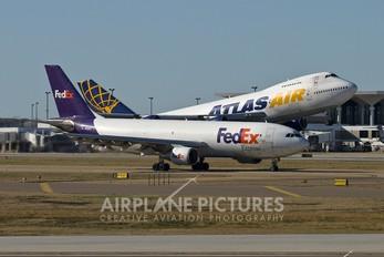 N721FD - FedEx Federal Express Airbus A300F