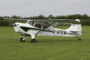 G-APBW - Private Auster J1N Alpha