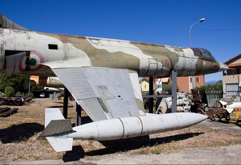 MM6807 - Italy - Air Force Lockheed F-104S ASA Starfighter