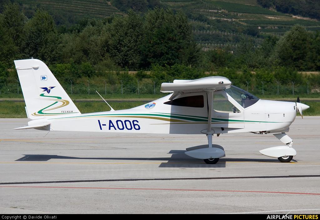 Private I-A006 aircraft at Trento - Mattarello