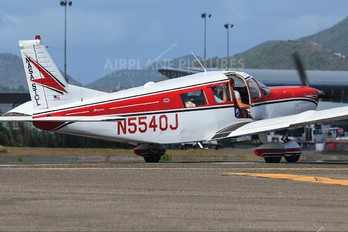 N554OJ - Private Piper PA-32 Cherokee Six