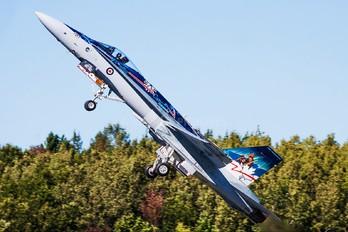188781 - Canada - Air Force McDonnell Douglas CF-188A Hornet