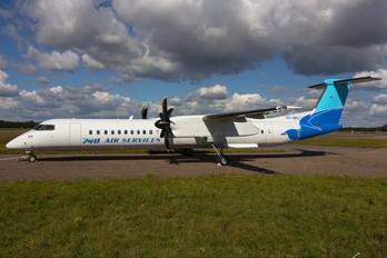 5Y-SMJ - 748 Air Services de Havilland Canada DHC-8-400Q / Bombardier Q400