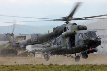 9873 - Czech - Air Force Mil Mi-171