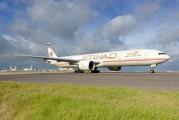 A6-ETK - Etihad Airways Boeing 777-300ER aircraft