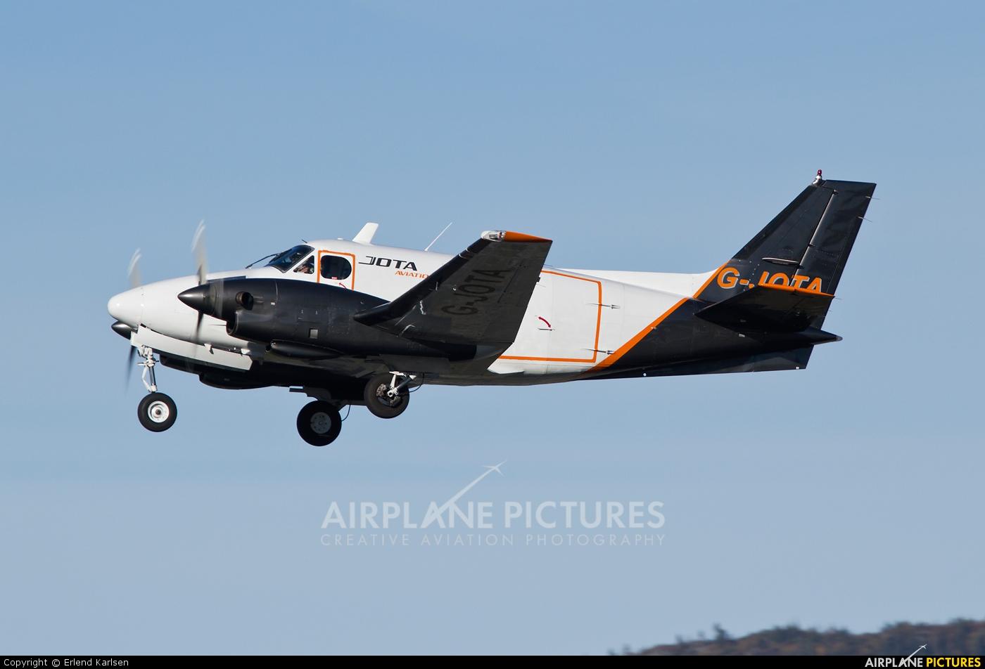 Jota Aviation G-JOTA aircraft at Trondheim - Vaernes