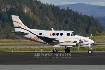 G-JOTB - Jota Aviation Beechcraft 90 King Air