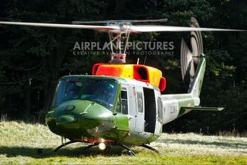 ZJ964 - British Army Bell 212