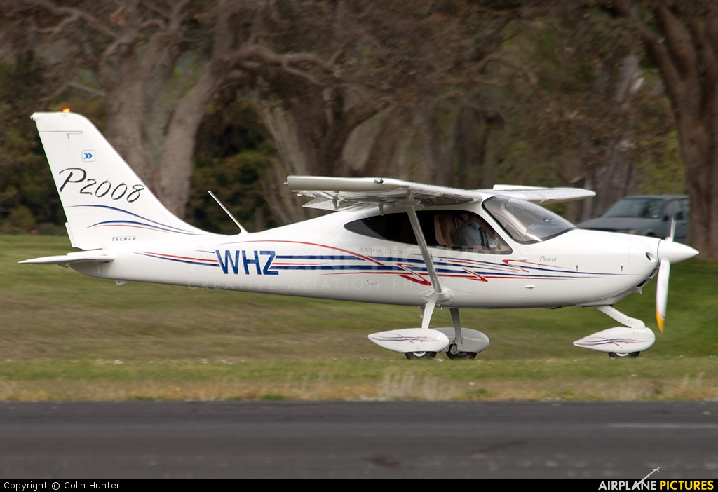 Aero Club - Waikato ZK-WHZ aircraft at Ardmore