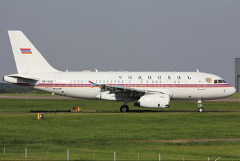 EK-RA01 - Armenia - Air Force Airbus A319 CJ
