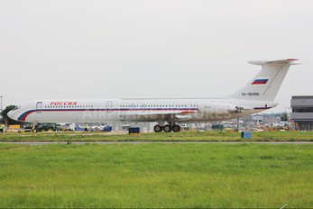RA-86468 - Rossiya Ilyushin Il-62 (all models)