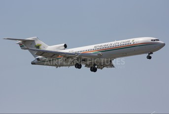 TU-VAO - Ivory Coast - Government Boeing 727-200 (Adv)