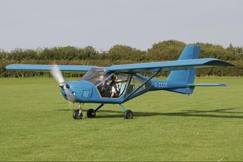 G-CCCE - Private Aeroprakt A-22 Foxbat